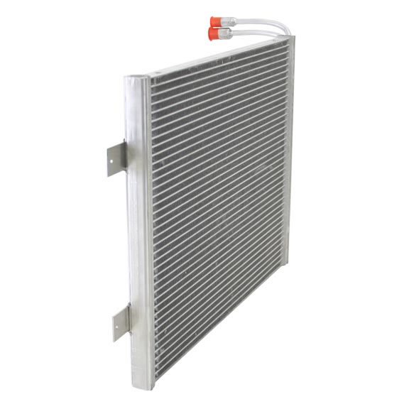 Image 2, Griffin A/C Condenser - 20 inchx10 inchx1-1/2 inch (in), features top quality materials and construction for strength and durability.