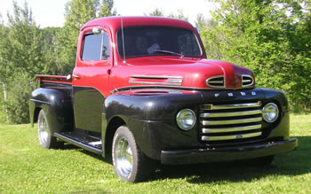 50s Ford Truck